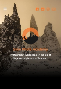 Skye Photo Academy